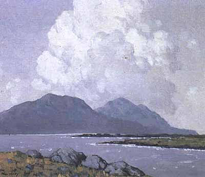 Achill Head by Paul Henry