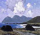 Blasket Island by Paul Henry