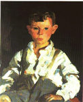 An Irish Lad by Robert Henri