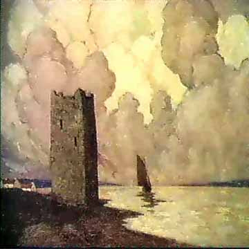 The Tower by Paul Henry