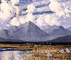 A Western Lough by Paul Henry
