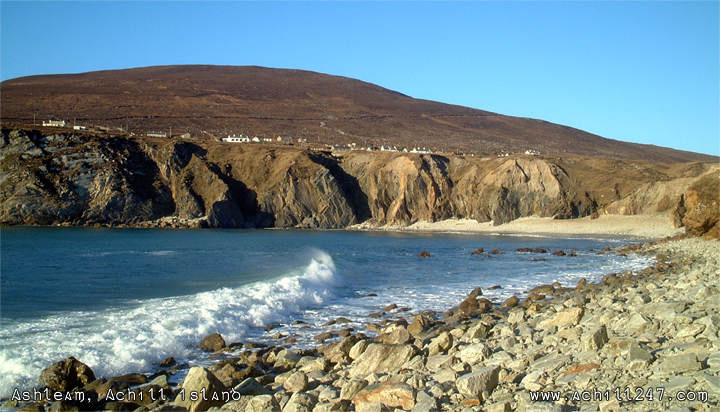 Ashleam, Achill Island, Ireland