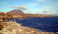 View of Slievemore, Achill Island